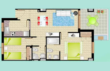 Apartamento en venta en marina d 39 or - Alquilar apartamento marina dor ...